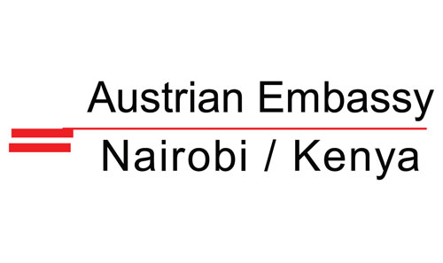 With thanks to the Austrian Embassy Nairobi