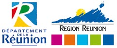 Thanks to Department of Reunion and Region Reunion