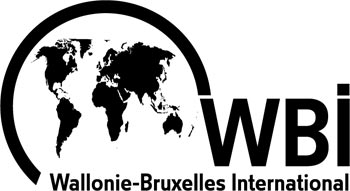 With thanks to Wallonie Bruxelles International