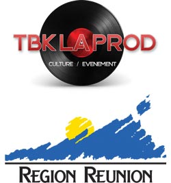 With thanks to TBK LA PROD and REGION REUNION